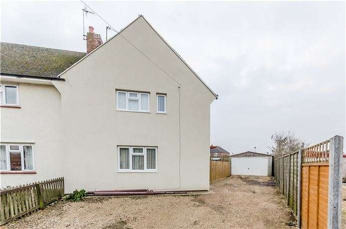 3 Bedrooms End Of Terrace House for sale in Upton Place, Littleport, Ely