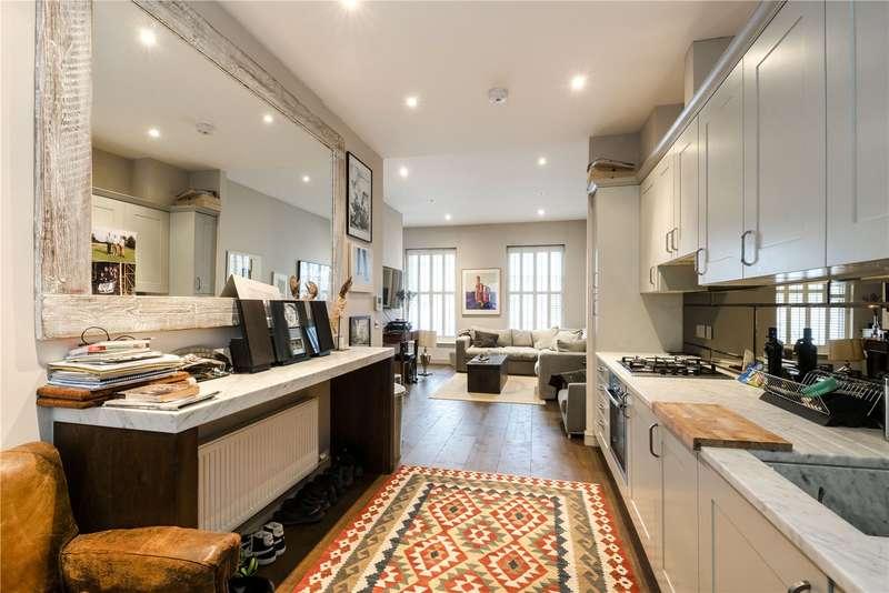 2 Bedrooms Flat for sale in Portobello Road, London, W11