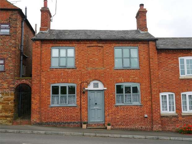 2 Bedrooms Semi Detached House for sale in High Street, Welford, Northampton