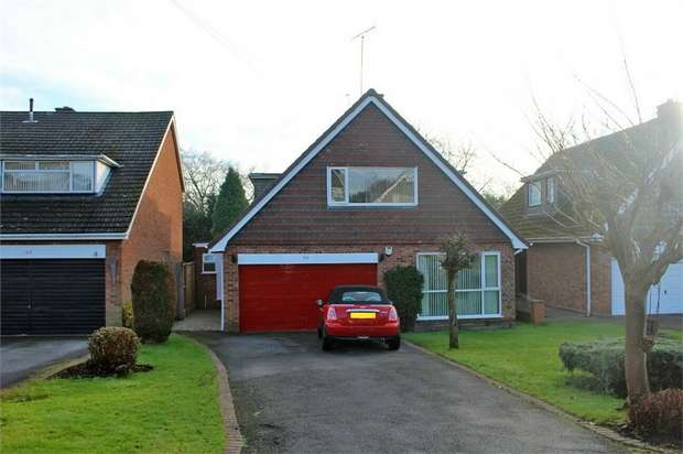 4 Bedrooms Detached House for sale in Linden Lea, Wolverhampton, West Midlands