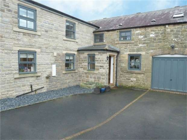 4 Bedrooms Terraced House for sale in Stonecroft, Horsley, Newcastle upon Tyne, Northumberland