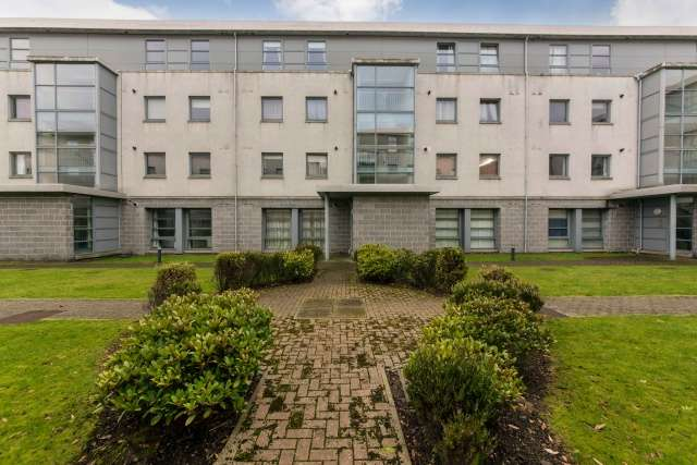 2 Bedrooms Flat for sale in Merkland Lane, Aberdeen, AB24 5RQ