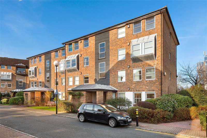 2 Bedrooms Flat for sale in Paveley Drive, London, SW11
