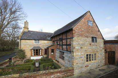 5 Bedrooms Detached House for sale in Friday Street, Pebworth, Stratford-Upon-Avon, Worcestershire