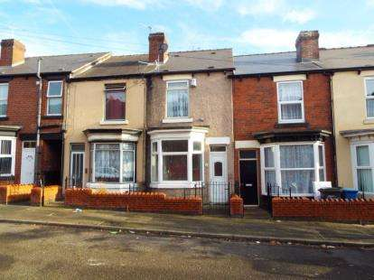 2 Bedrooms Terraced House for sale in Gainsford Road, Sheffield, South Yorkshire
