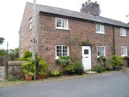 3 Bedrooms Semi Detached House for sale in Church Street, Churchtown, Preston, Lancashire, PR3