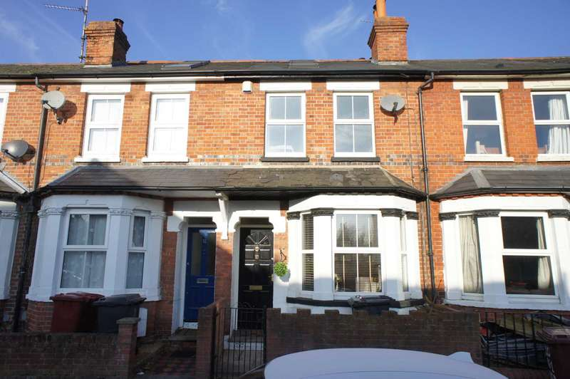 3 Bedrooms Terraced House for sale in Randolph Road, Reading