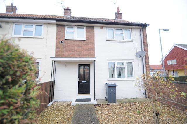 2 Bedrooms End Of Terrace House for sale in Hemswell Avenue, Greatfield Estate, Hull, HU9 5LA