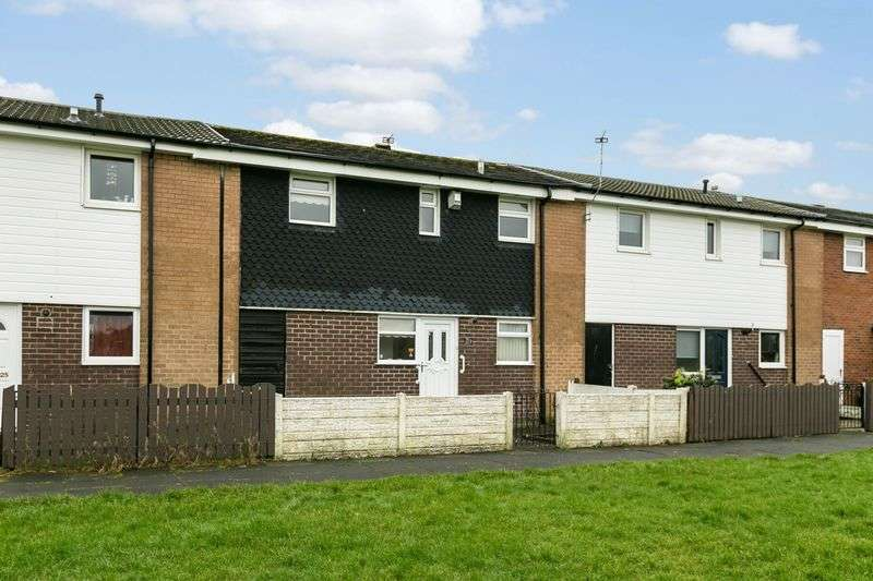 2 Bedrooms Terraced House for sale in Ramsden Close, Wigan, WN3 5XB