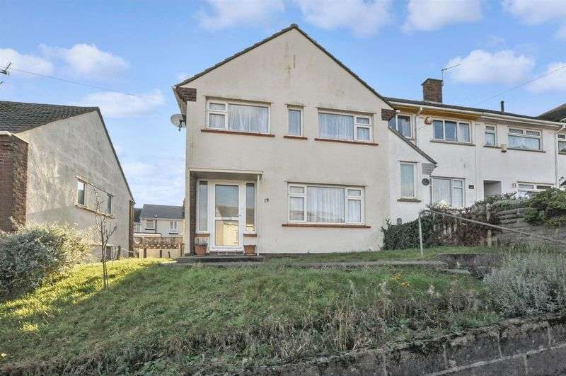 3 Bedrooms House for sale in Hodson Close, Paignton