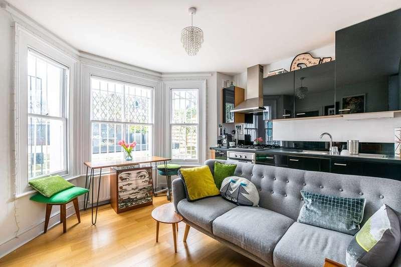 Studio Flat for sale in Cambridge Gardens, North Kensington, W10