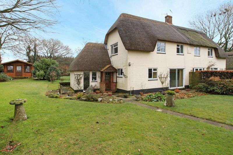 2 Bedrooms Cottage House for sale in Sutton Mandeville