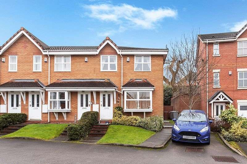 2 Bedrooms Flat for sale in Elvington Close, Congleton