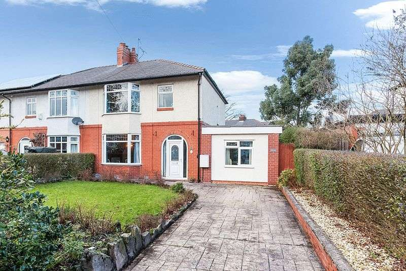 4 Bedrooms Semi Detached House for sale in Sandbach Road, Congleton