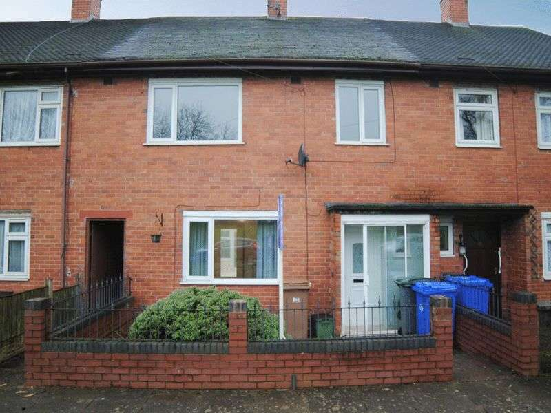 3 Bedrooms House for sale in Algar Road, Trent Vale, Stoke on Trent, ST4 6RS