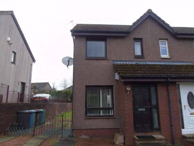 1 Bedroom Semi Detached House for sale in Springholm Drive, The Rushes, Airdrie, ML6