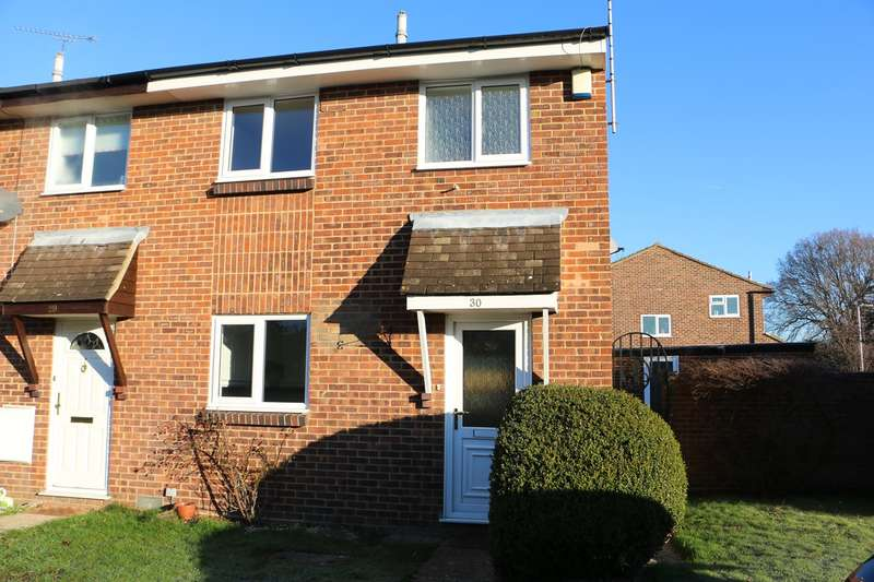 3 Bedrooms End Of Terrace House for sale in Crane Court, College Town, Sandhurst, GU47