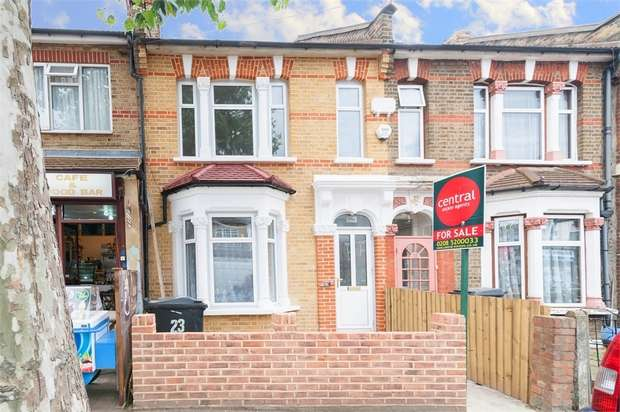 3 Bedrooms Terraced House for sale in Queens Road, Walthamstow, London