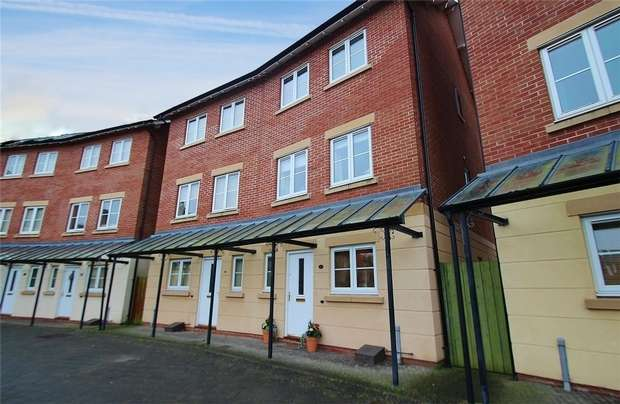 3 Bedrooms Town House for sale in Fitzroy Circus, Portishead, North Somerset