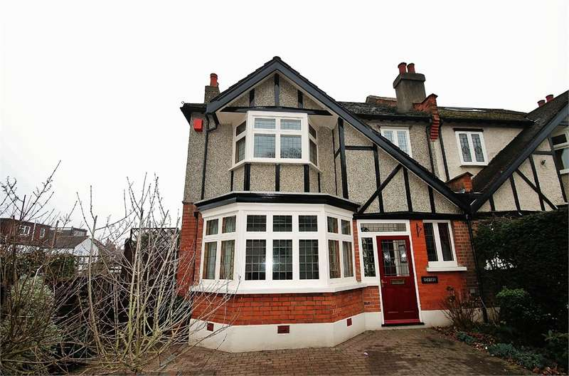 4 Bedrooms Semi Detached House for sale in WOODFORD GREEN/SOUTH WOODFORD