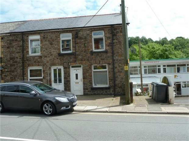 2 Bedrooms Cottage House for sale in Snatchwood Road, Abersychan, PONTYPOOL