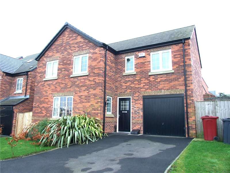 4 Bedrooms Detached House for sale in Knitters Road, South Normanton, Alfreton, Derbyshire, DE55