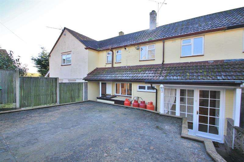 3 Bedrooms Terraced House for sale in Perryfield Estate, St Owens Cross, Hereford