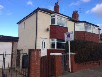 2 Bedrooms Terraced House for sale in Valeway, Thornton-Cleveleys, Lancs, FY5