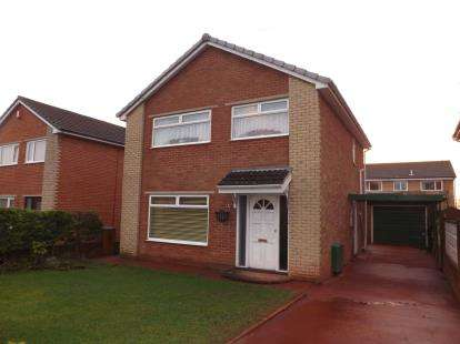 3 Bedrooms Detached House for sale in Merton Avenue, Fulwood, Preston, Lancashire, PR2