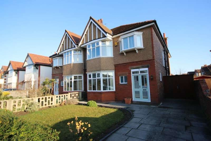 4 Bedrooms Semi Detached House for sale in Dunbar Road, Birkdale, Southport