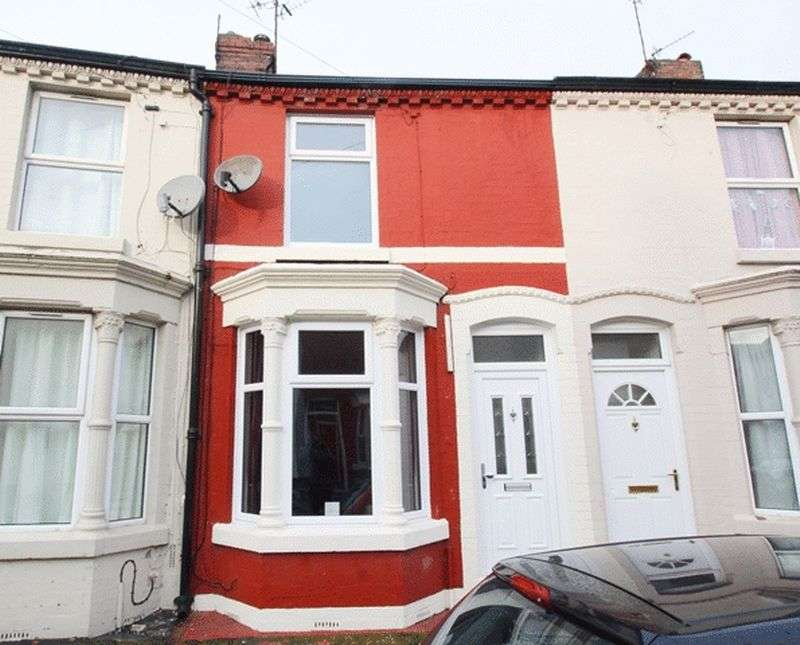 2 Bedrooms Terraced House for sale in Strathcona Road, Liverpool