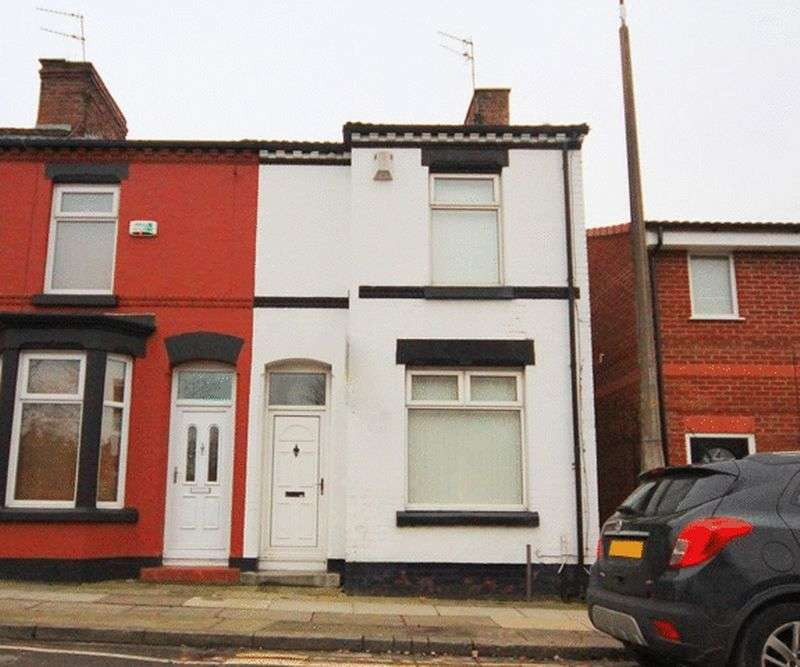 2 Bedrooms Terraced House for sale in Binns Road, Old Swan, Liverpool, L13.