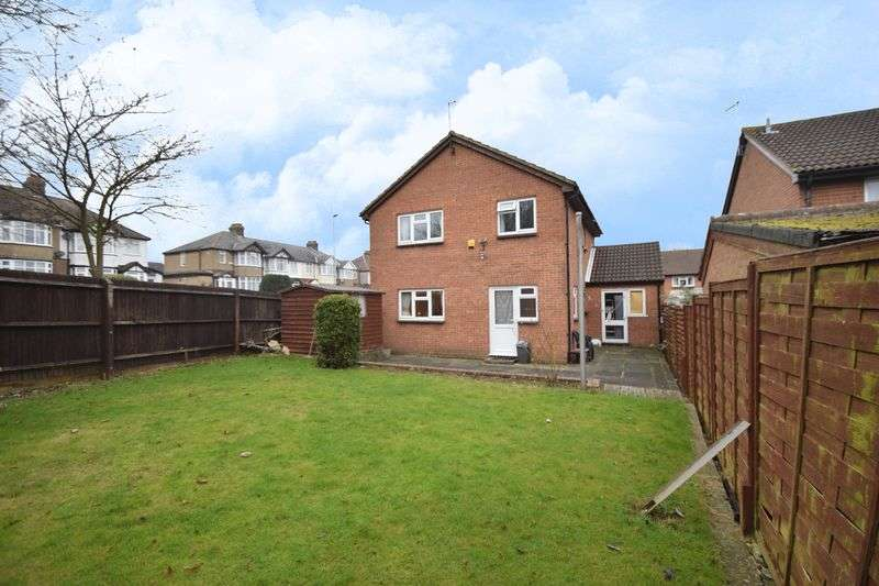 4 Bedrooms Detached House for sale in Leygreen Close, Luton