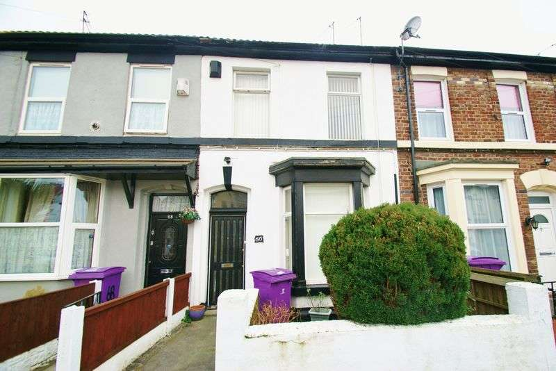 2 Bedrooms Terraced House for sale in Dorset Road, Liverpool