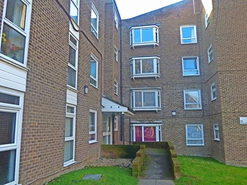 1 Bedroom Flat for sale in Langley Park Road, SUTTON, Surrey