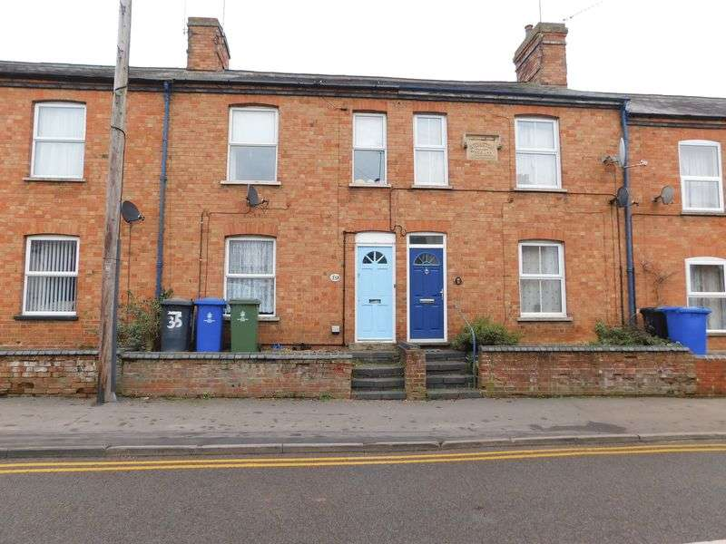 2 Bedrooms Terraced House for sale in Halse Road, Brackley
