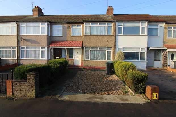 3 Bedrooms Terraced House for sale in Nightingale Road, London, Greater London, N9 8PU