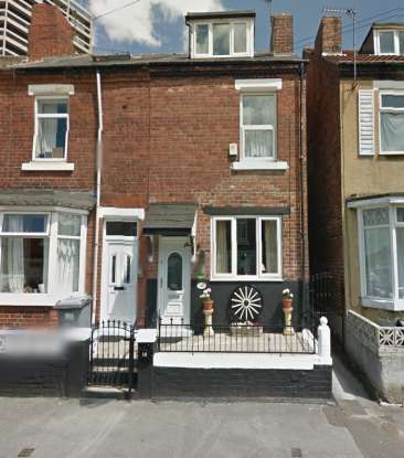 2 Bedrooms Terraced House for sale in Allan Street, Rotherham, South Yorkshire, S65 2AF