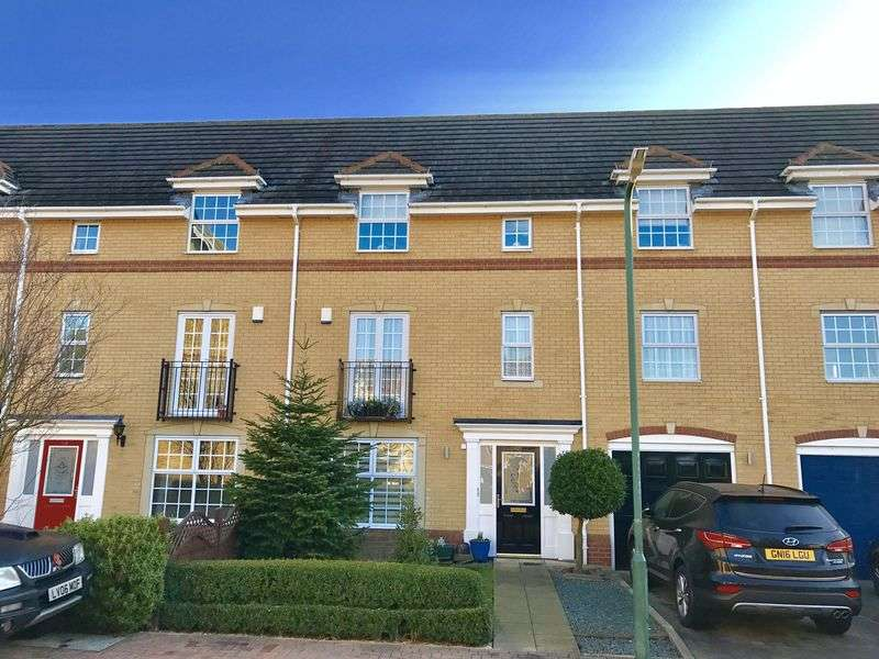 4 Bedrooms Terraced House for sale in 50 Anvil Terrace, Bexley Park