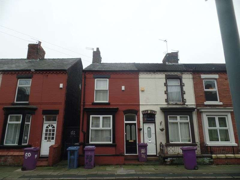 2 Bedrooms House for sale in 78 July Road, Liverpool