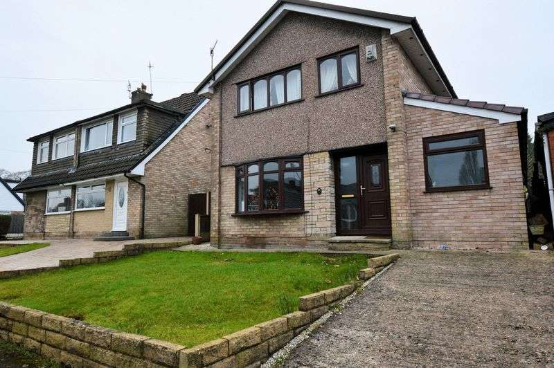 3 Bedrooms Detached House for sale in Neston Road, Walshaw, Bury,
