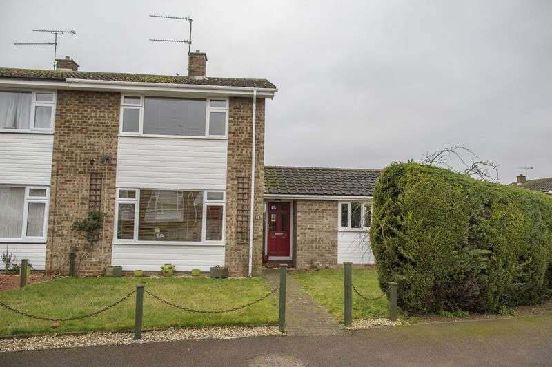 3 Bedrooms Terraced House for sale in Ord Road, Fornham St. Martin
