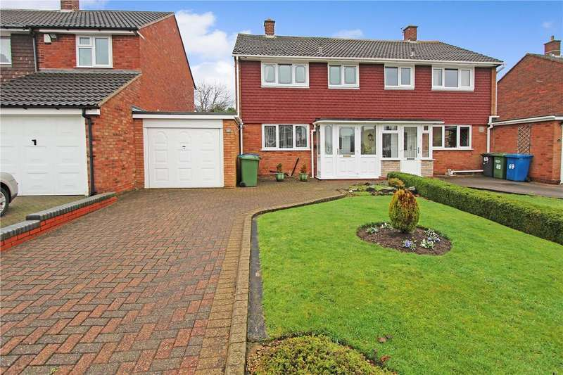 3 Bedrooms Semi Detached House for sale in Mildenhall, Tamworth