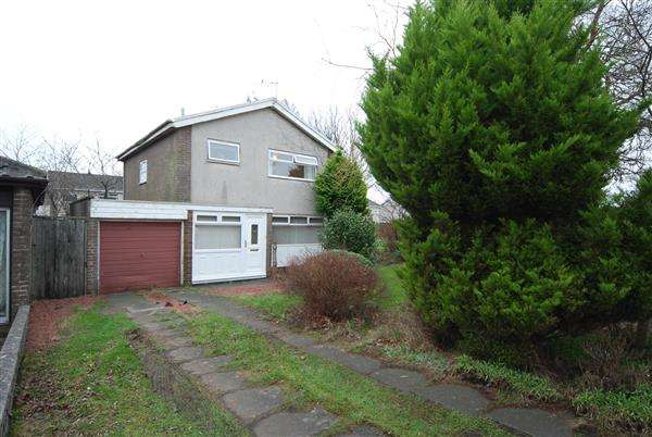 3 Bedrooms Detached House for sale in Duddingston Avenue, Kilwinning
