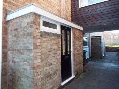 4 Bedrooms Terraced House for sale in Wishaw Close, Redditch, Worcestershire
