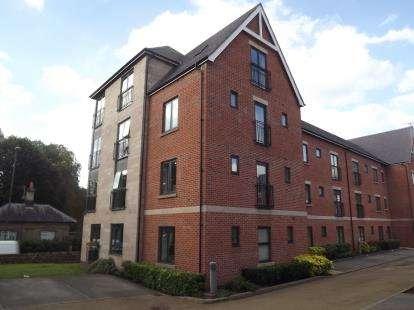 2 Bedrooms Flat for sale in Pennine Place, Belper, Derbyshire