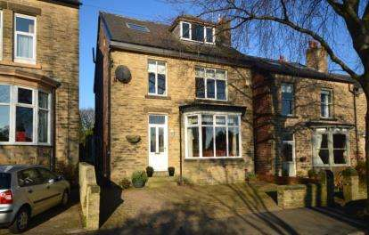 5 Bedrooms Detached House for sale in Langsett Avenue, Sheffield, South Yorkshire