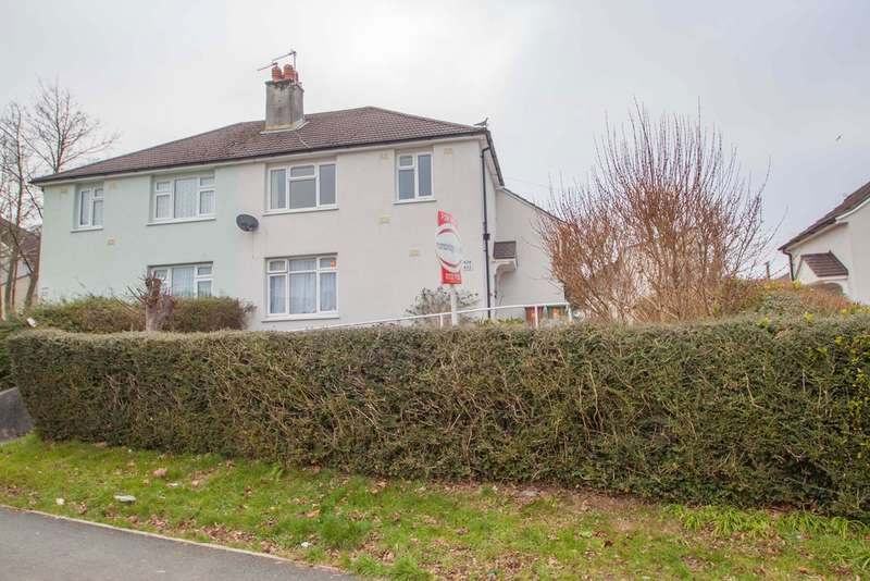 1 Bedroom Flat for sale in Whitleigh, Plymouth
