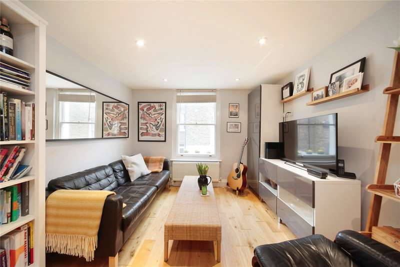 2 Bedrooms Flat for sale in Corrance Road, London, SW2