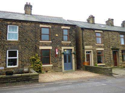 3 Bedrooms Semi Detached House for sale in New Mills Road, Birch Vale, High Peak